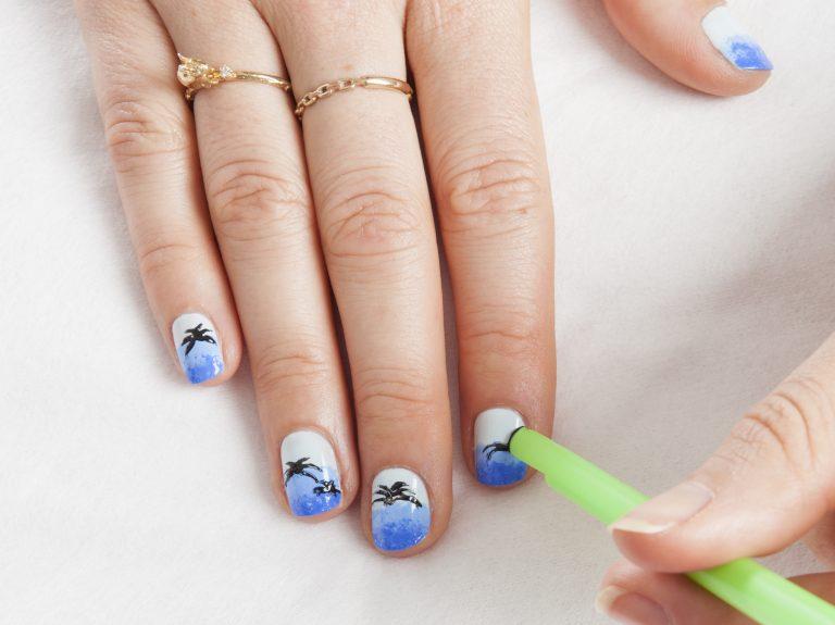 công cụ vẽ nail