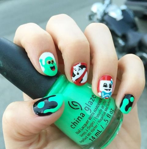 gallery-1443724008-halloween-nail-art-ghostbusters