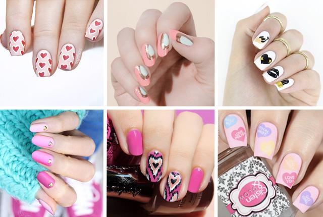 12 Mẫu Nail Valentine Cute Bạn Nên Thử Cho Tuần Này