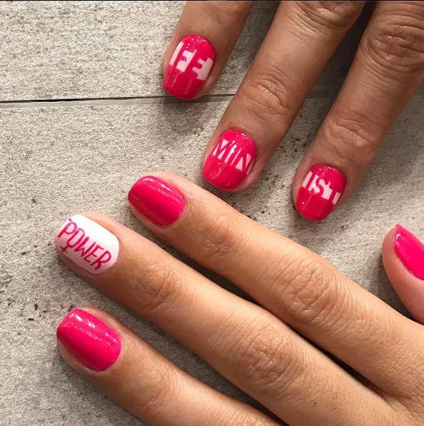 thiết kế nail