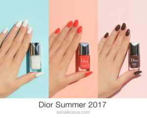 BST Nước Sơn Mới: Dior Care and Dare Summer 2017
