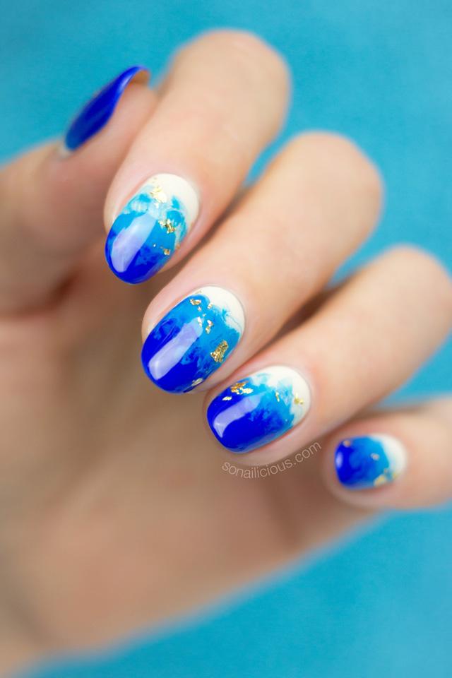 vẽ nail