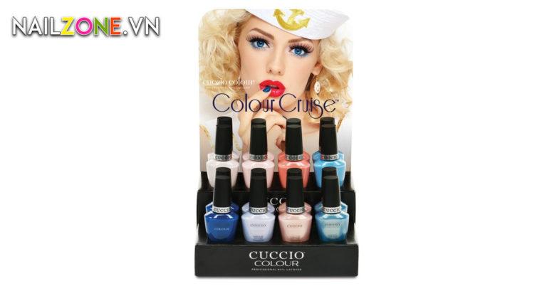 BST Sơn Móng Tay Cuccio – Cruise Cuccio Color
