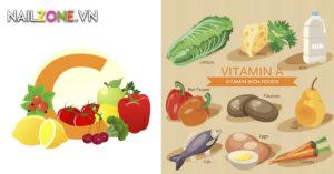 Vitamin – Chìa Khóa Giúp Móng Khỏe Mạnh