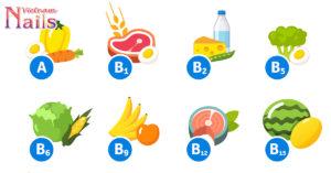 Bí Quyết Chăm Sóc Móng Khỏe Bằng Vitamin | NailsVietnam