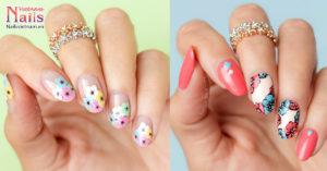 12 mẫu nail đẹp: Sắc hoa mùa xuân | NailsVietnam