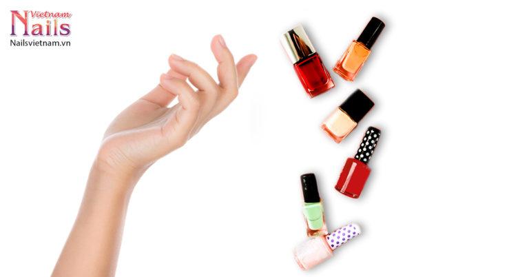 Các mẫu nail đẹp với gam màu trung tính | NailsVietnam