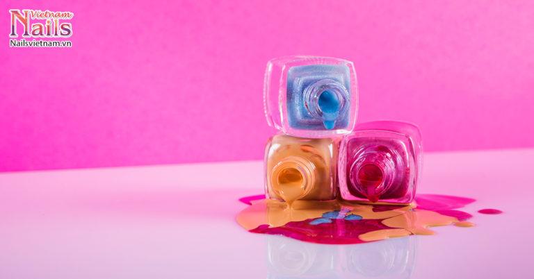 Làm thế nào để tránh bọt bóng trong nước sơn móng? | NailsVietnam