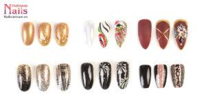 Mẫu nail quyến rũ dành cho ngày lễ hội| NailsVietnam