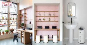 Khám phá không gian trong lành tại salon nail Ruchki da Nozhki Nail Lounge | NailsVietnam