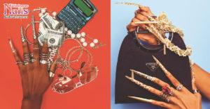 Xu hướng nghệ thuật nail thành thị | NailsVietnam