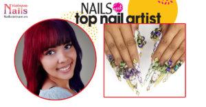 Lộ diện quán quân NAILS Next Top Nail Artist mùa thứ 6| NailsVietnam