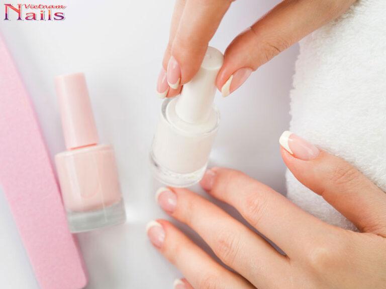 Bật mí cách sơn gel đẹp, bền, không làm tổn thương móng | NailsVietNam