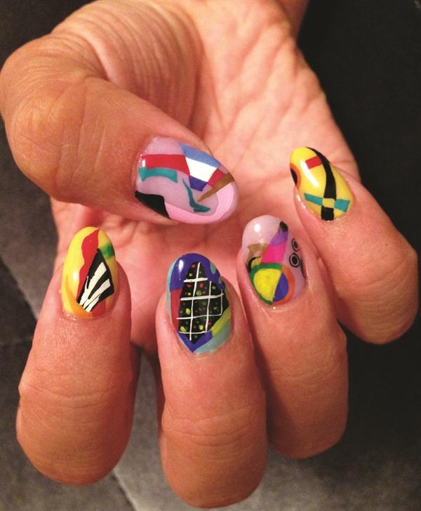 nghề nail