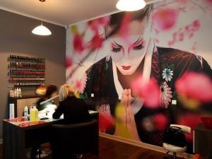 Những Trang Trí Salon Nail Ấn Tượng để Bạn Tham Khảo