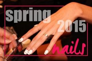 Những mẫu nail và màu sắc nail đình đám nhất xuân 2015