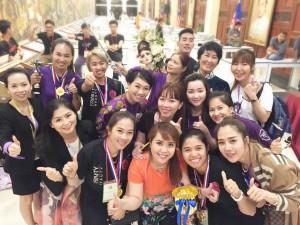 Thí Sinh Việt Nam Đạt Cup Trong Cuộc thi Nail Châu Á 2016 tại Malaysia