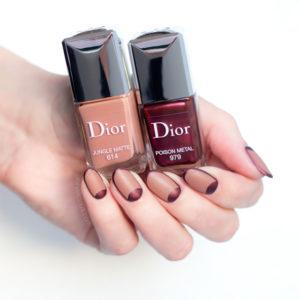 2 Sắc Màu Dior Mới Cho Mùa Thu 2017