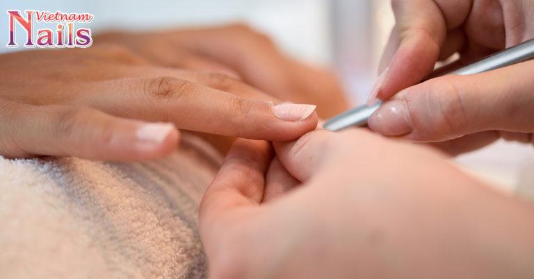 8 giải pháp đơn giản giúp chăm sóc móng tay chắc khỏe