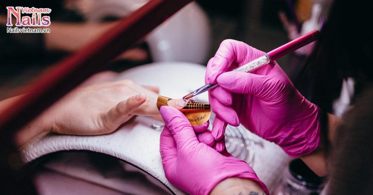 8 sai lầm trong nghệ thuật vẽ móng tay |NailsVietnam