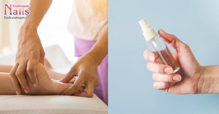 Kỹ thuật Massage chuyên nghiệp cho thợ nail | NailsVietnam