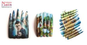 2019 Mural Contest: Những mẫu nail ma thuật| NailsVietnam